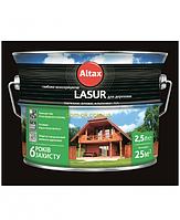 LASUR декорационно-защитная 0,75л, 5л 2,5л.