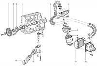 Система смазки VW T5