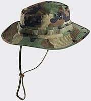 Тактическая панама Helikon-Tex® Boonie Hat CR - US Woodland, фото 1