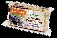 Витаминные кунжутики amrita® с черной смородиной, 45 г (одна упаковка – 3 пластинки)