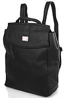 Практичная сумка-рюкзак женская из качественного кожезаменителя GUSSACI (ГУССАЧИ) TUP14425-2