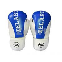 Перчатки боксерские Кожа ZEL ZB-3627