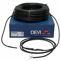 Нагревательный кабель DEVIsafe 20Т 50 м