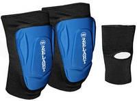 Наколенник волейбольный (2шт) ZELART (р-р S-L, синий,черный). Наколенник волейбольний