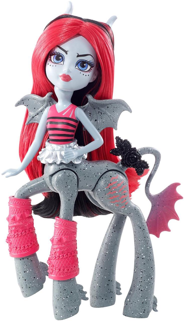 Кукла Монстер Хай оригинальная Фретц Кварцмейн Мини Кентавры Monster High Fright-Mares Frets Quartzmane Doll