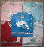 LACOSTE женская футболка поло жіноча лакосте лакоста, фото 2