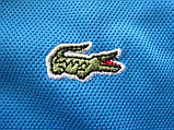 LACOSTE женская футболка поло жіноча лакосте лакоста, фото 9