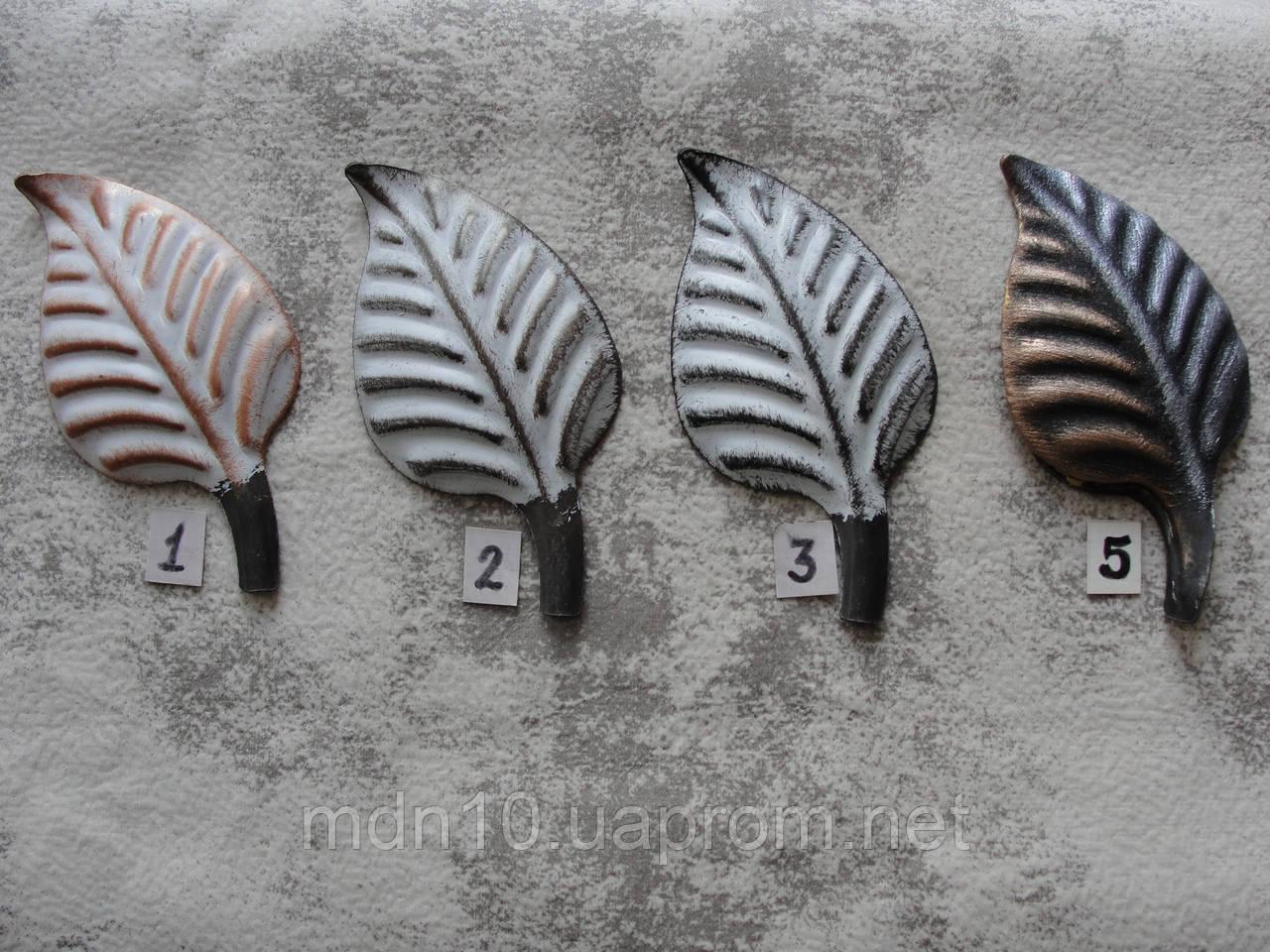 Покраска металла патиной - 03.