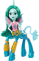 Кукла монстер хай Бэй Тайдчейзер серия мини кентарвры  Monster High Fright-Mares Bay Tidechaser Doll, фото 1
