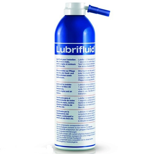 Lubrifluid масло-спрей 500 мл. NaviStom