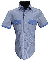Рубашка детская c коротким рукавом №12/4 7486 V2