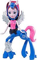 Кукла монстер хай Пайксис Препстокингс серия мини кентавры  Monster High Fright-Mares Pyxis Prepstockings Doll, фото 1