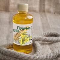 Горчичное растительное масло холодного отжима, 250мл
