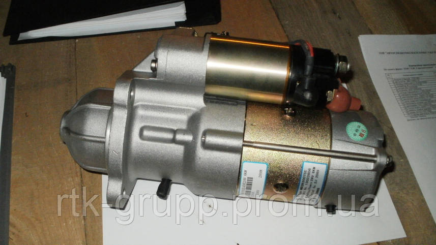 Стартер на двигатель TD226B M93R3015SE