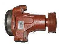 Насос водяной (помпа) двигателя WD615 (Euro II) 612600060307 / 612600061258