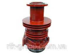 Насос водяной ( помпа ) двигателя WD615 под клин. ремень (помпа) 612600060143