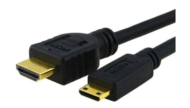 Шнур (кабель) для фото- видеокамер hi-power HDMI кабели HDMI-mini 3m