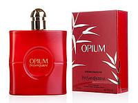 Женская парфюмированная вода Yves Saint Laurent Opium Rouge Fatal (Collector's Edition 2015), 90 мл