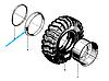 Обод колеса , диска  ZL50E.5.1-2, фото 3