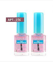 Средство по уходу за ногтями Healthy Nails 12мл №156 гель-эффект