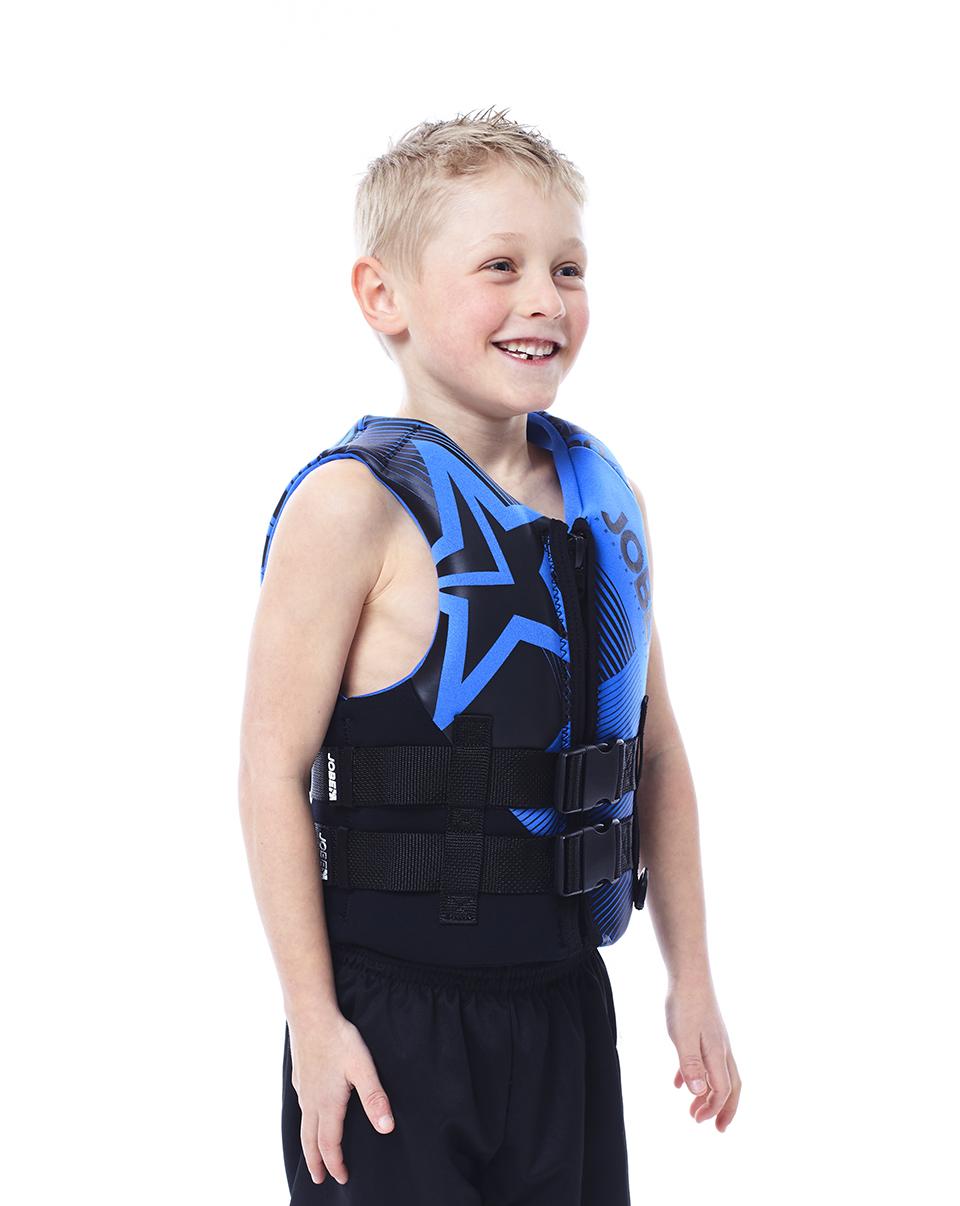 Жилет рятувальний для дітей Progress Neo Vest Youth Blue