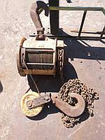Лебедка, Таль ручная цепная 2 т, 2000 кг, 6м