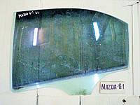 Стекло двери заднее левое от Mazda 6, 2.0i, 2004 г.в.