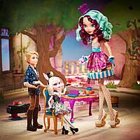 "Кукла  Мэделин Хэттер в стране чудес 43см Ever After High Way Too Wonderland Madeline Hatter 17"", фото 1"