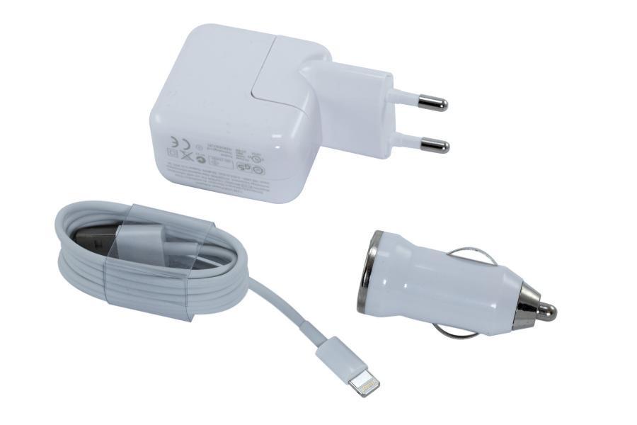 Зарядное устройство для смартфонов APPLE 3-in-1 10W для iPhone 5/6