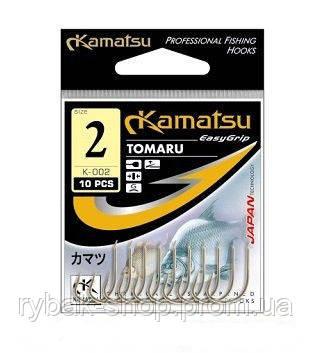 Крючки Kamatsu K-002 Tomaru, BLN