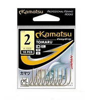 Крючки Kamatsu K-002 Tomaru, BLN, фото 1
