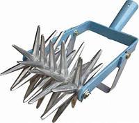 Культиватор ручной 5-рядный с алюминиевым рыхлителем (Винница)