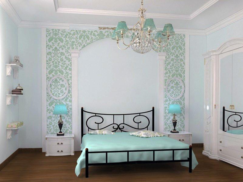 Металлическая кровать Ювента ТМ Скамья