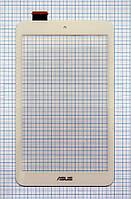 Тачскрин сенсорное стекло для Asus MeMo 8 Pad Me180 white