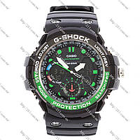 Копия часов Casio G-Shock Gulfmaster Green