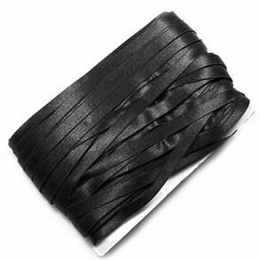 Резинка для бретель 1 см чёрный., фото 2