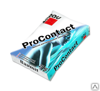 Baumit Pro Contact смесь для прикл. и защиты утеплителя МВ, ППС плит, 25 кг