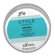 KAARAL CRYSTAL INSPIRATION Віск на водній основі для волосся 80 мл.