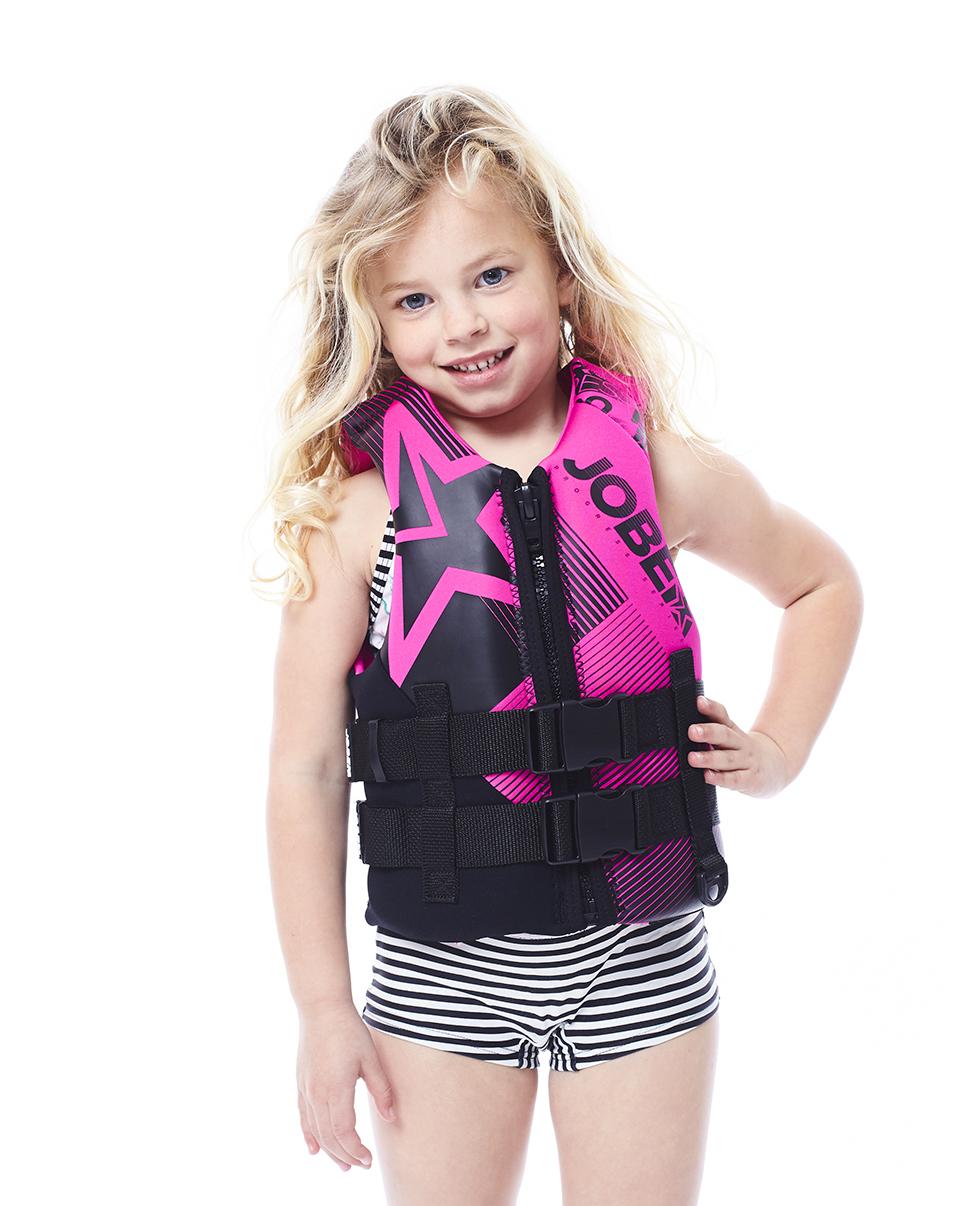 Спасательный жилет для деток Progress Neo Vest Youth Pink