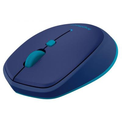 Мышь Bluetooth Logitech (910-004531) M535 Blue