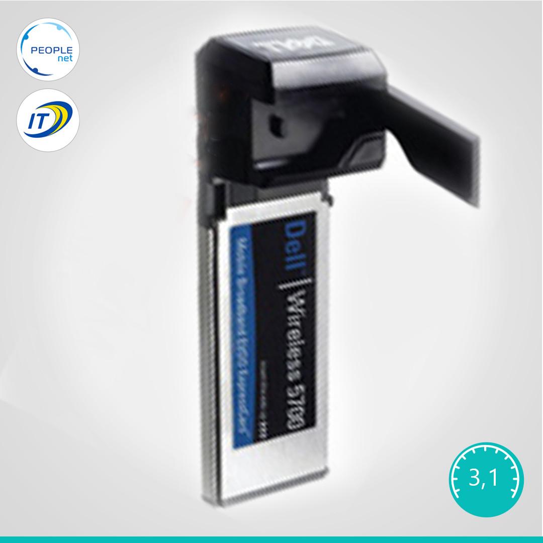 3G модем Dell 5700 (PCIMCA)