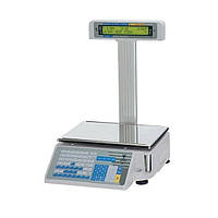 Весы торговые  DIGI SM-300 P 15 кг c термопечатью