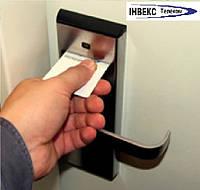 Монтаж системы контроля доступа ( СКД ) гостиницы