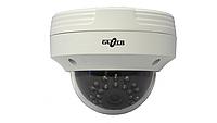 Gazer CI224 – купольная 4Mp IP видеокамера.
