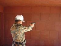 Пулеулавливатель стеновой