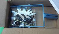 Культиватор ручной 4-рядный пластинчатый с оцинкованным рыхлителем (Винница)