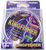 Леска KingFisher 0.16мм 30м