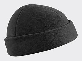 Шапка тактическая флисовая Helikon-Tex® Watch Cap - Черная