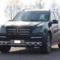 Кенгурятник ST-015-GL Mercedes GL