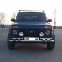 Кенгурятник ST-015-Lada NIVA 85+